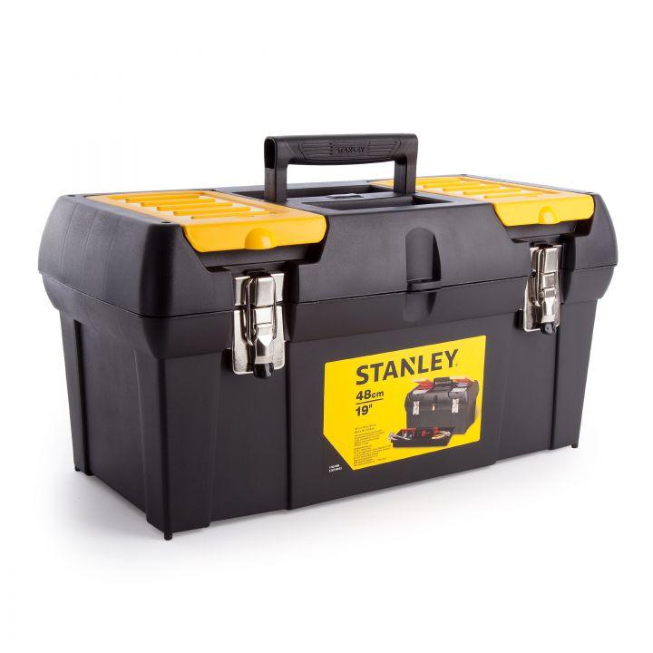 "Box p/u instrumente plastic 19"" STANLEY 1-92-066"