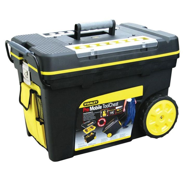 Box cu roti PRO MOBILE TOOL CHEST 1-92-083
