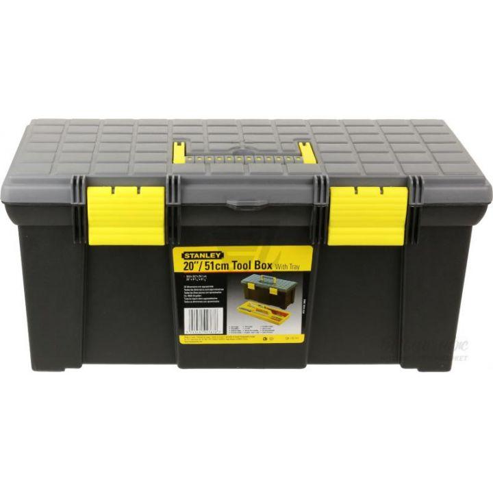 "Box p/u instrumente plastic 20"" STANLEY 1-92-767"