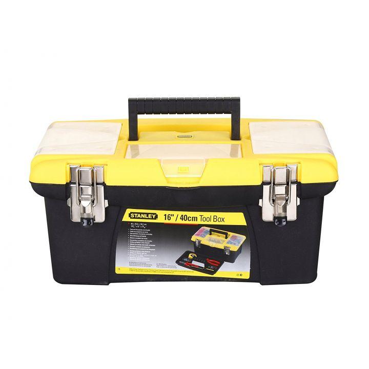 "Box p/u instrumente plastic 19"" STANLEY 1-92-906"