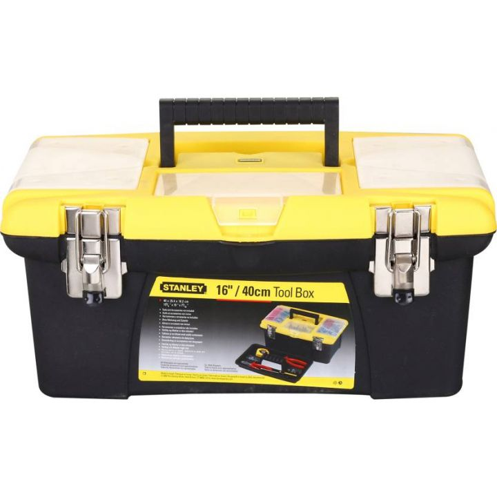 "Box p/u instrumente plastic 22"" STANLEY 1-92-908"