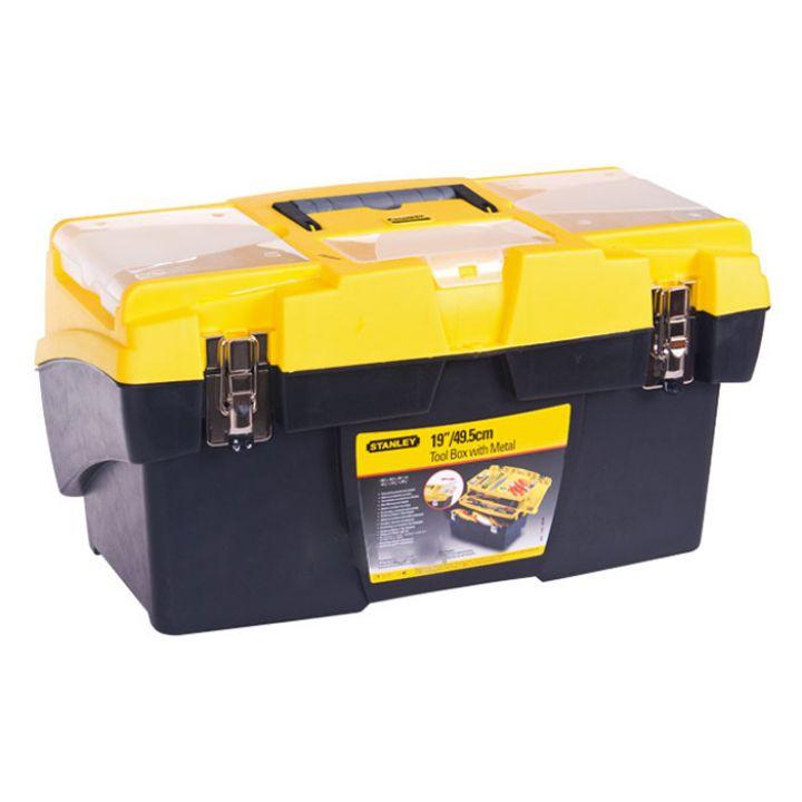 "Box p/u instrumente plastic 19"" STANLEY 1-92-911"