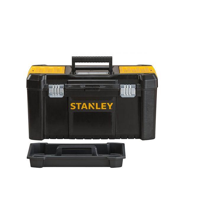 """Box p/u intrumente plastic 19"""" STANLEY STST1-75521"""