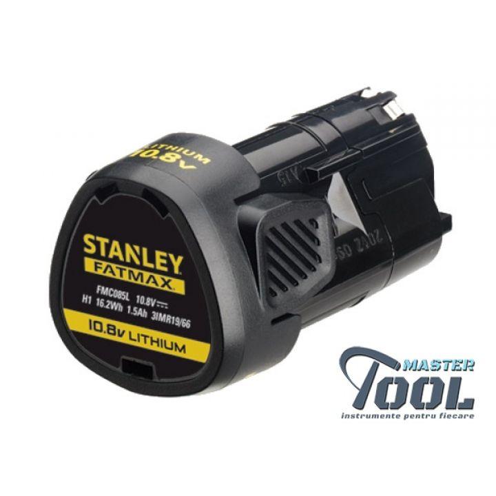Acumulator Li-Ion 10.8V 1.5Ah Stanley Fatmax FMC085L