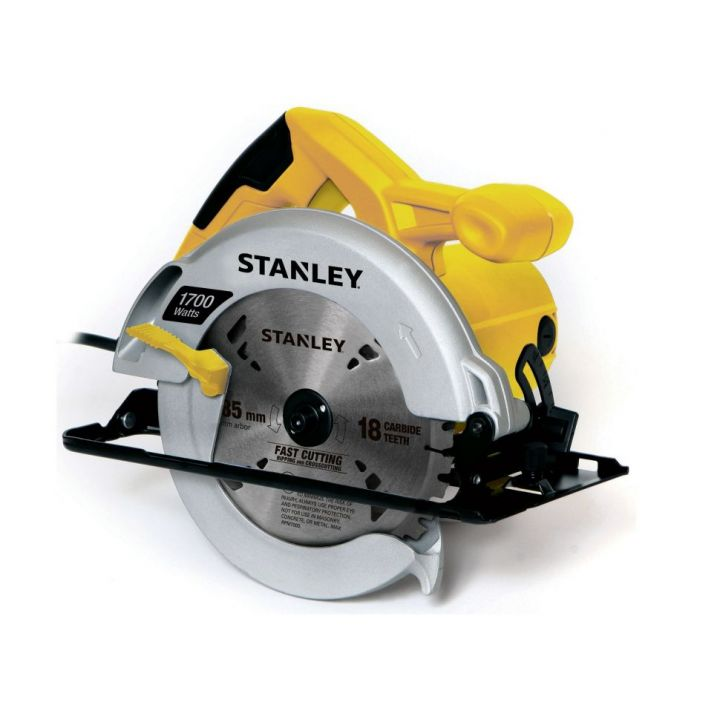 Fierastrau circular manual STANLEY STSC1618