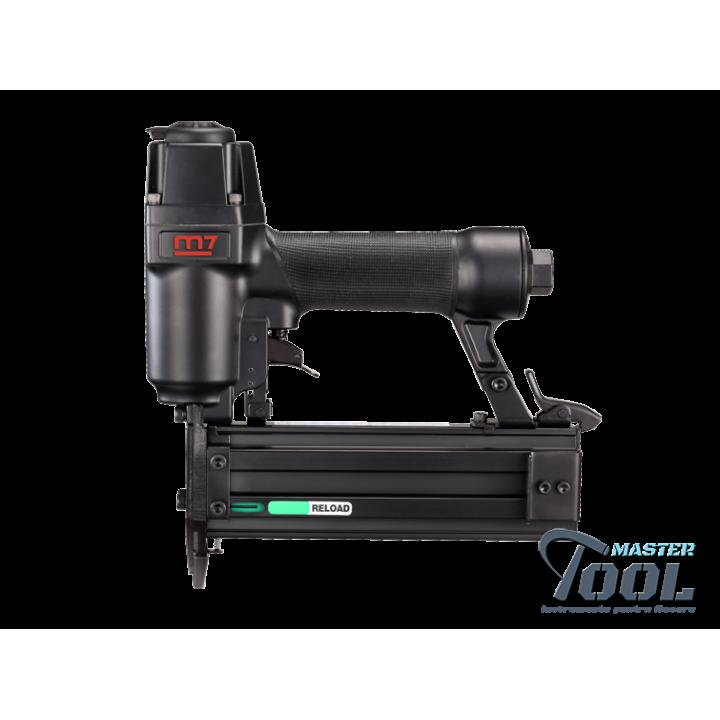 Пневмостеплер для гвоздиков SJ-1850F 1,0-1,2мм/15-50мм M7