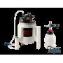 Set pneumatic pentru schimbarea lichidelor de frînare SM-0502 (2L/1L) M7